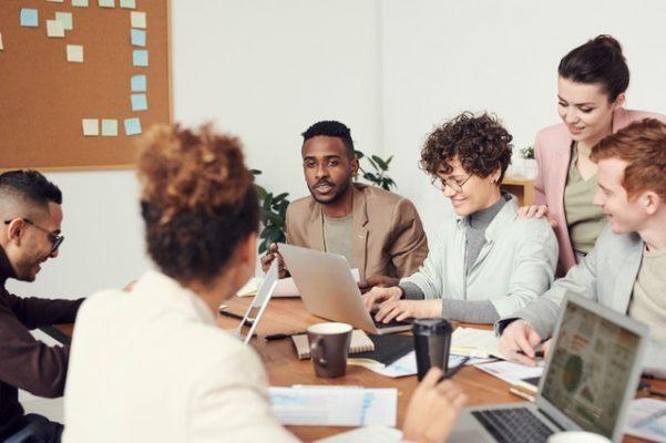 Diversidad laboral en una empresa